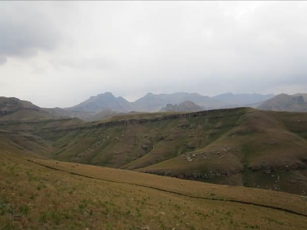 Lesotho scenery