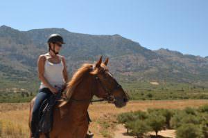 Crete Sun and Riding