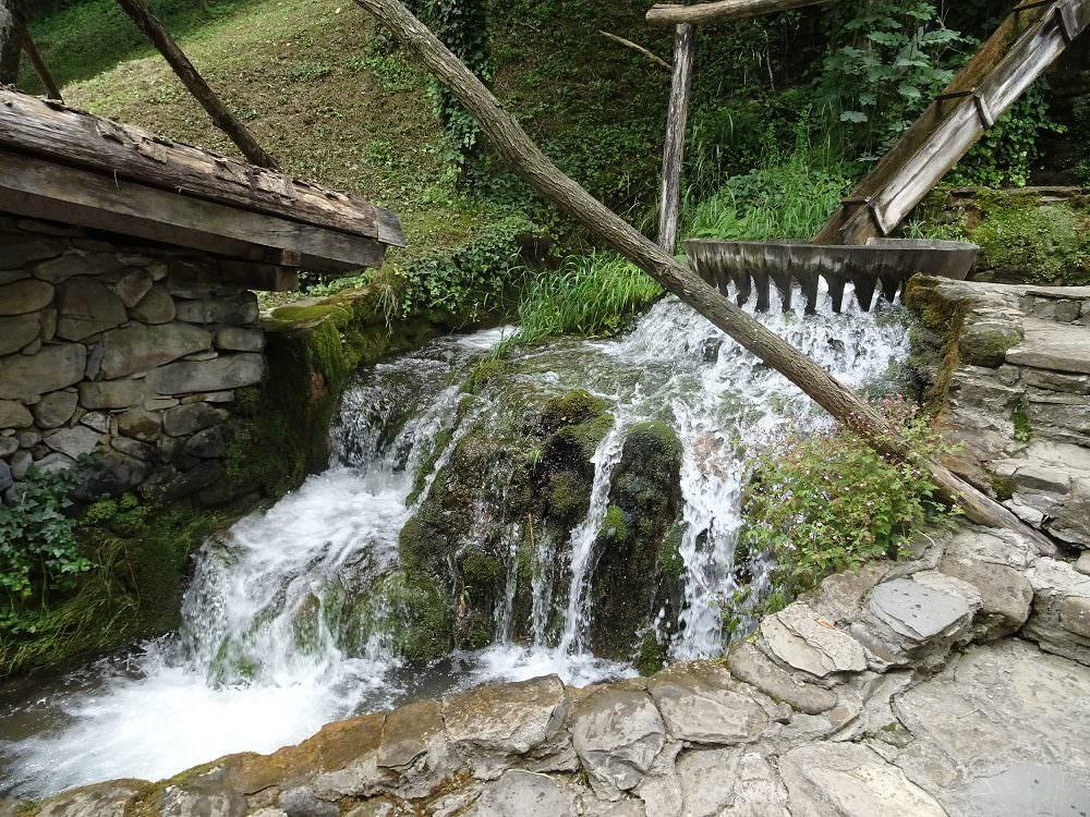 waterfalls of bulgaria