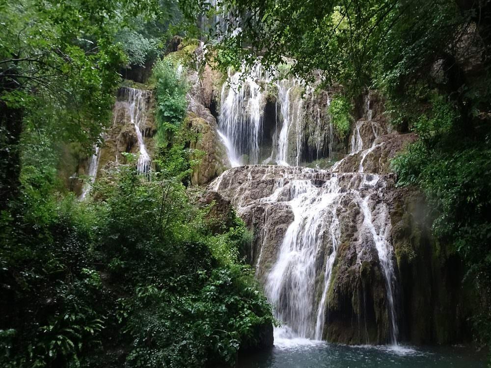 waterfalls in bulgaria