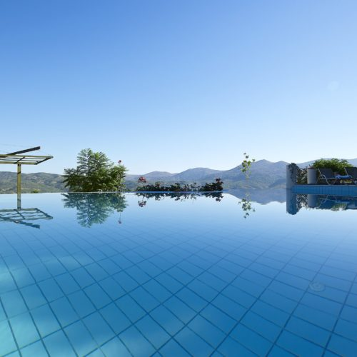 Crete - Velani pool