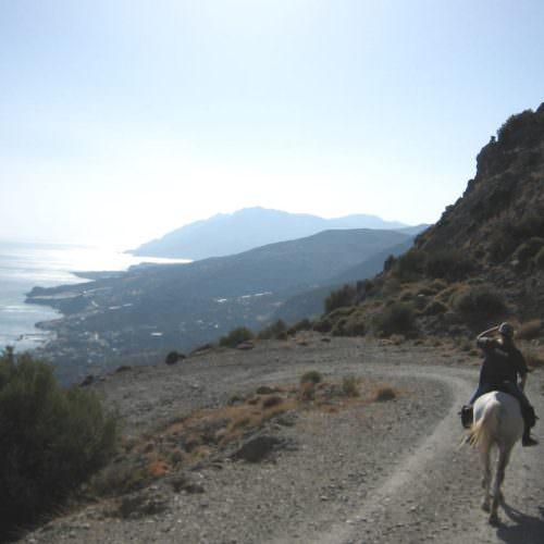 Crete - riding