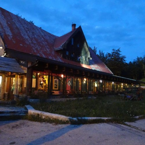 Bed and Breakfast accommodation in Croatia