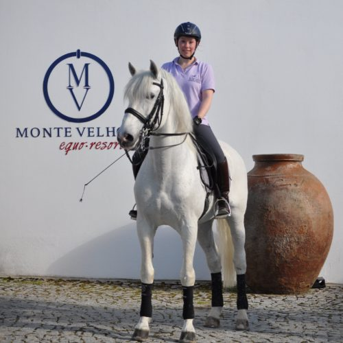 Dressage holidays at Monte Velho