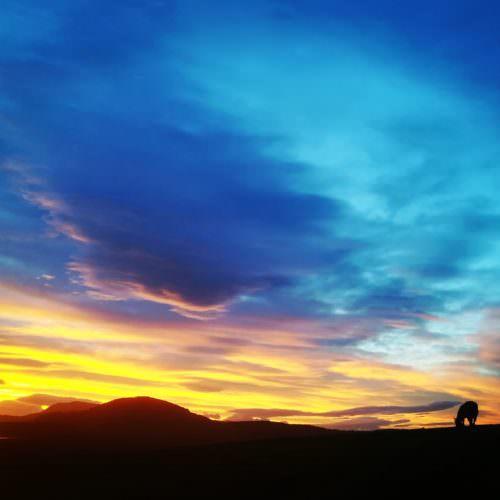 Riding in Ushuaia
