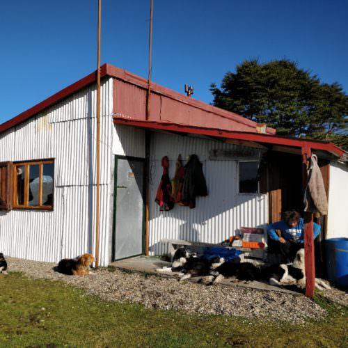 Bahia thetis shelter Thetis Bay