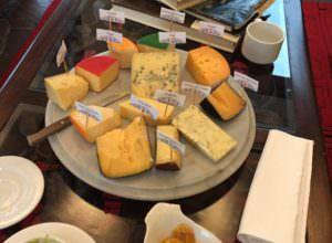 Zuleta cheeses