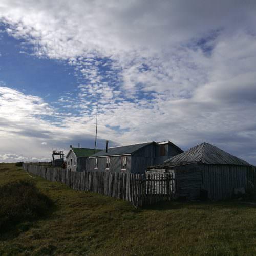 La Chaira shelter Mitre