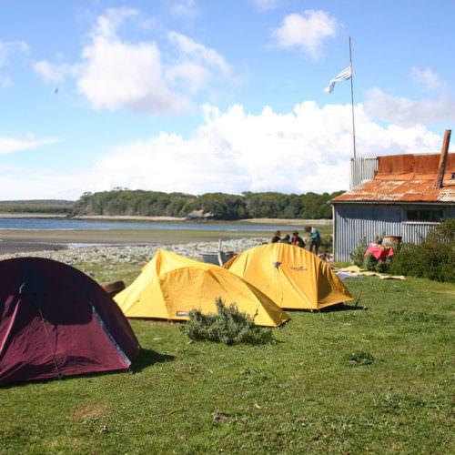 Camping Peninsula Mitre