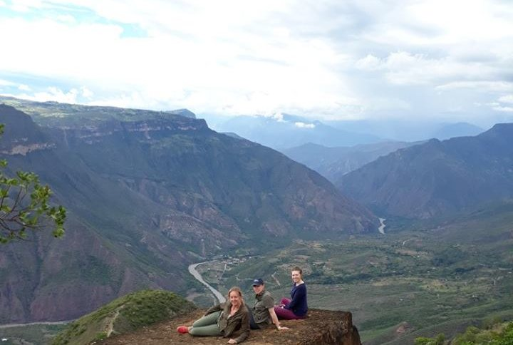 Chicamocha Canyon Colombia