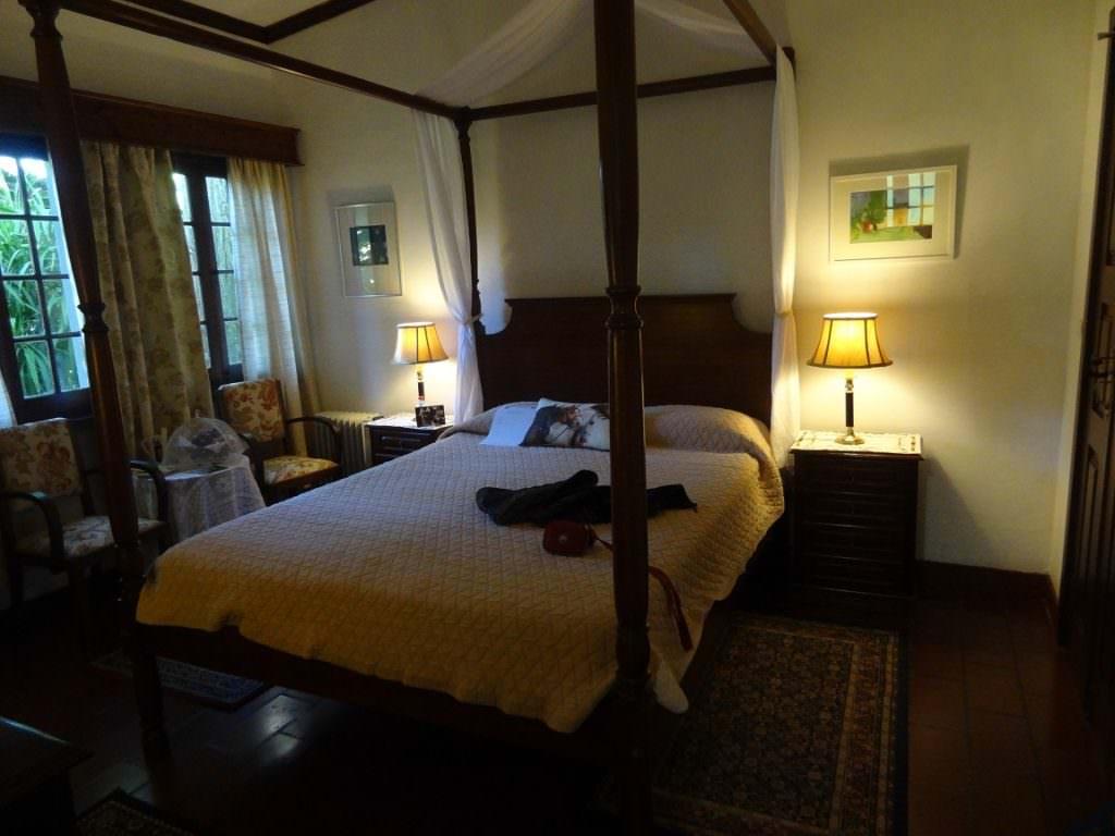 Azores, Quinta da Terca. bedroom