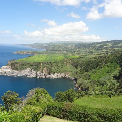 azores, views
