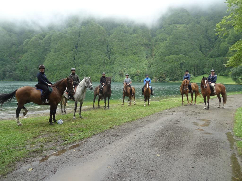 Azores, riding, cede sedades