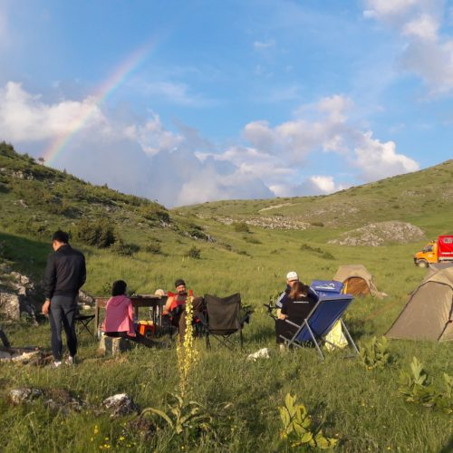 camping in macedonia