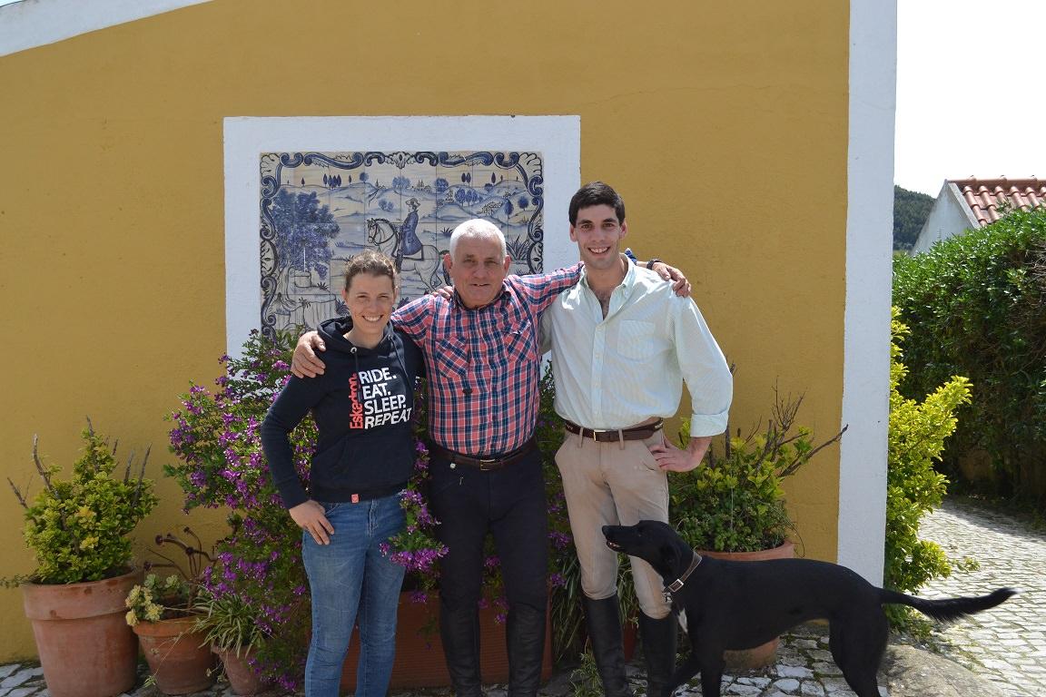 Alcainca, Portugal, hosts, horse riding