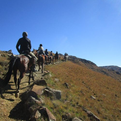 Lesotho Riding