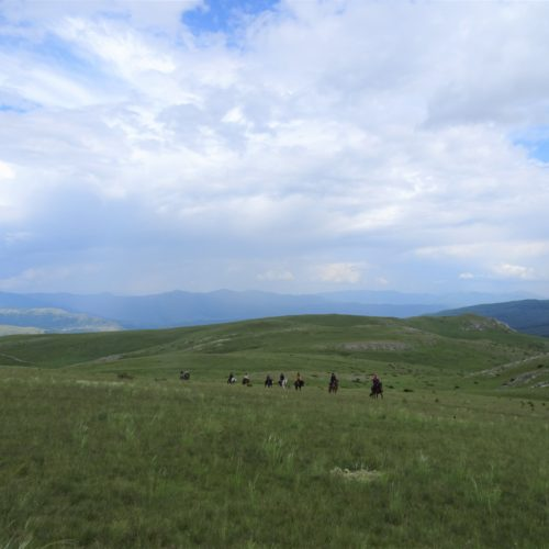 horse riding in north macedonia