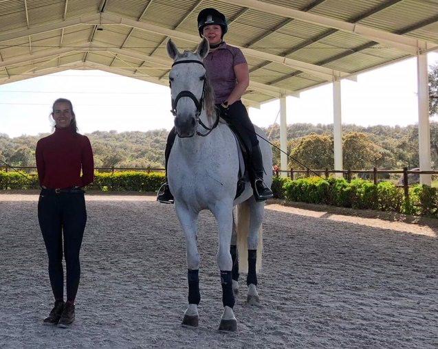 Portugal, lessons, monte velho, dressage