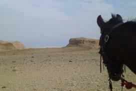 Towards the Dead Sea