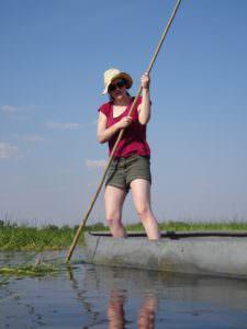 Okavango Mobile Safari, Back to Bush Basics, In The Saddle