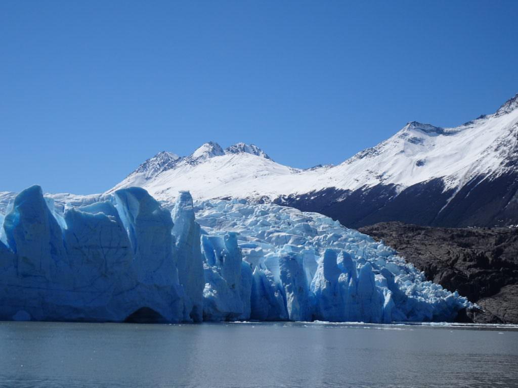 Glaciers in Chile
