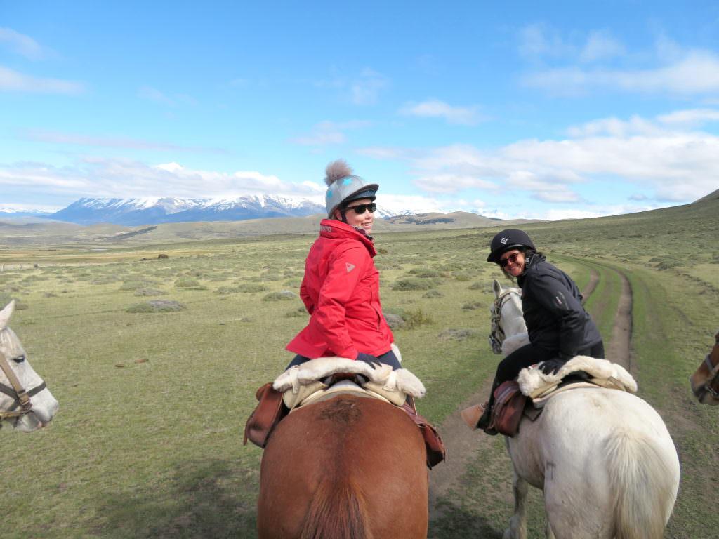 Chilean riding