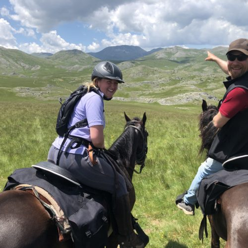 Exploring North Macedonia, Exploring North Macedonia, In The Saddle