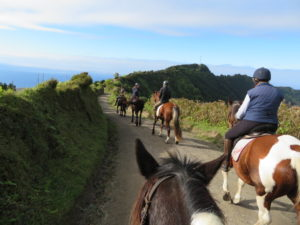 , The allure of the Azores, In The Saddle